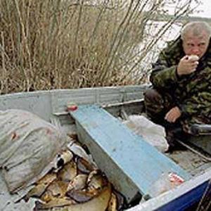 штраф за ловлю сетью в тамбовской области